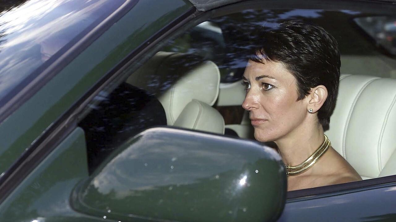 Judge cites Ghislaine Maxwell as a flight risk, denies bail