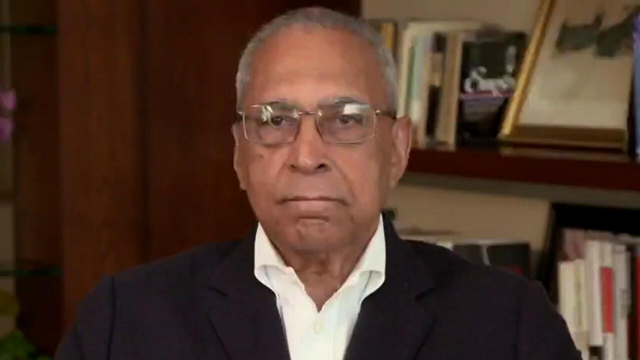 Dr. Shelby Steele says white guilt exploitation of black pain leaves blacks dependent on American liberalism