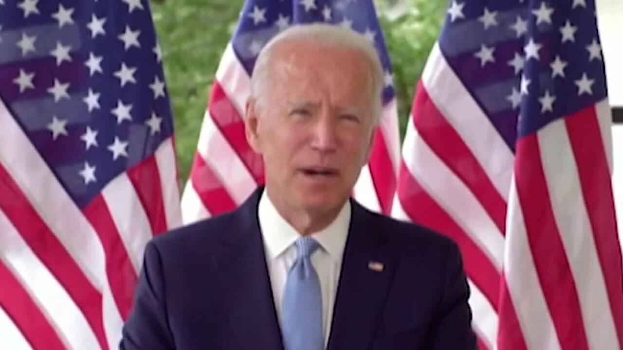 The best of Biden in the basement
