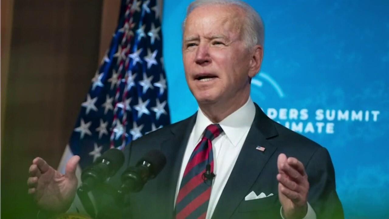 'The Five' torches Biden's 'massive' spending spree