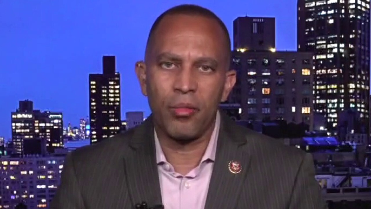 Rep. Hakeem Jeffries defends Afghanistan withdrawal: Decision was 'exactly the right one'