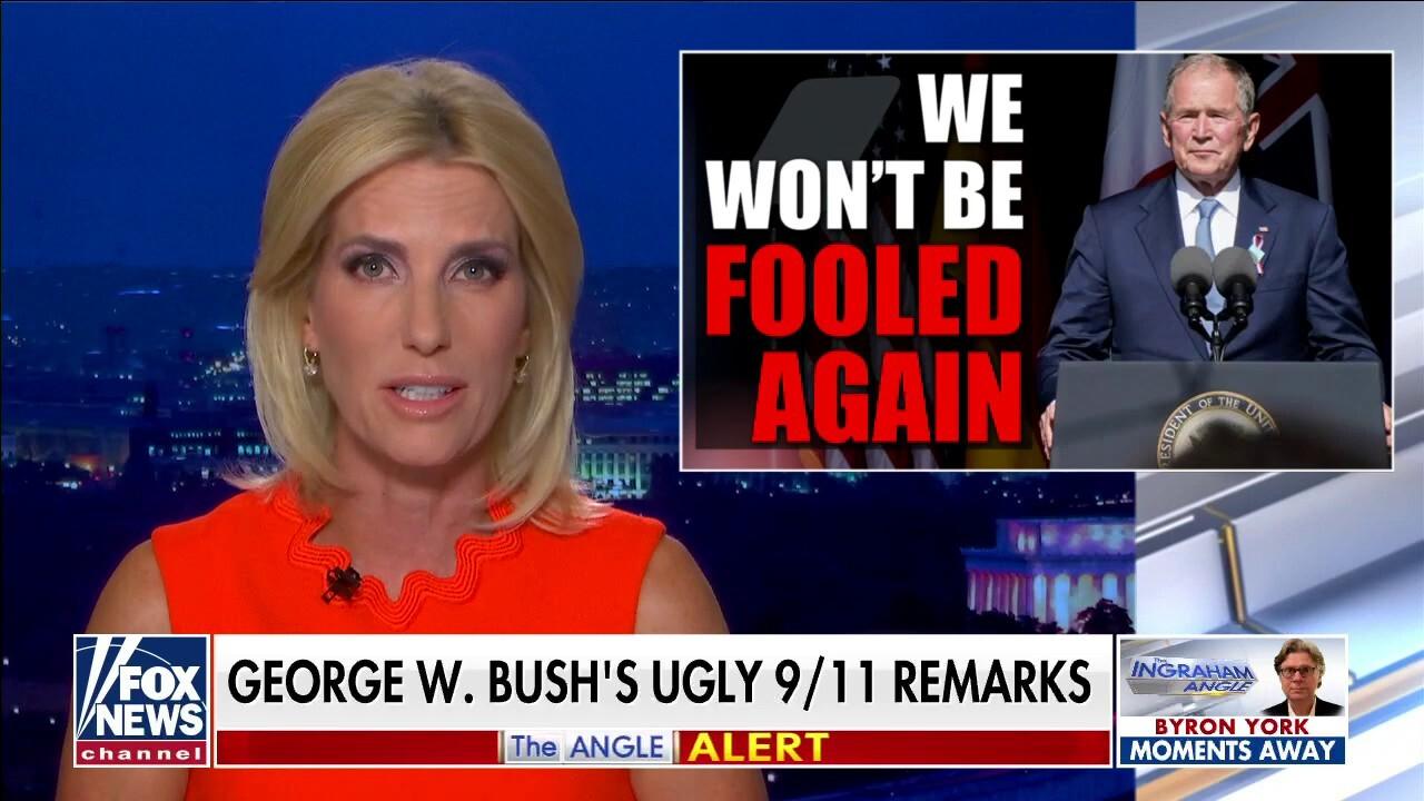 Angle: We won't be fooled again
