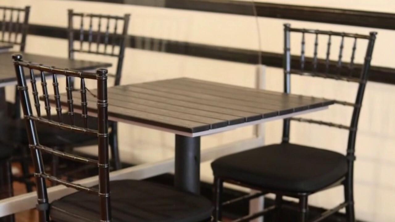 New York restaurants struggling under strict coronavirus restrictions