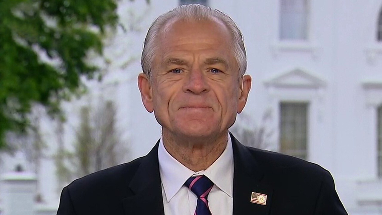 Peter Navarro on getting Americans back to work, holding China accountable for COVID-19