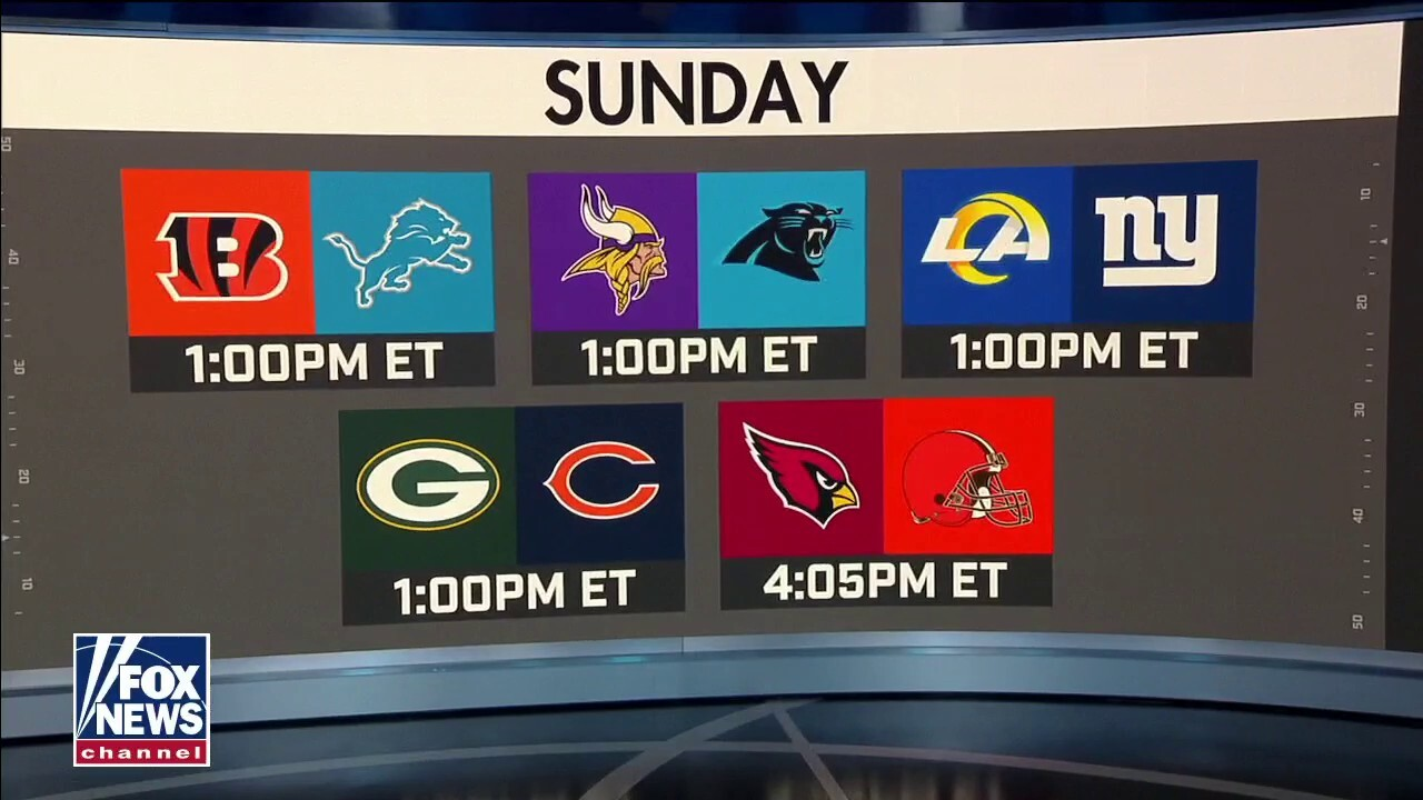 NFL Week 6 preview with FOX Sports' Jen Hale