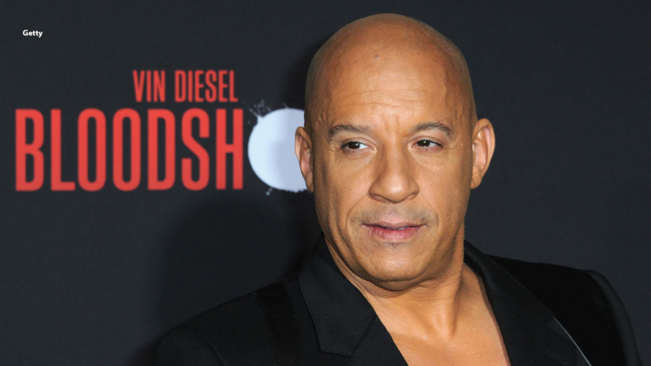 Vin Diesel talks latest film 'Bloodshot'