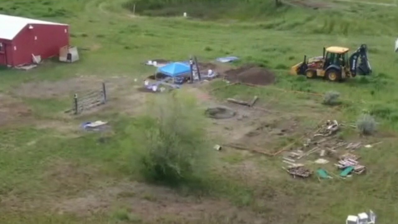 Human remains found at Chad Daybell's property amid search for missing children