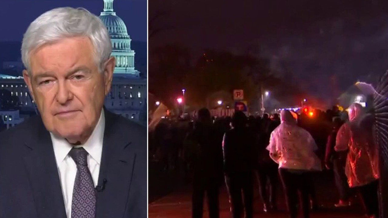 Newt Gingrich: This is a very dangerous time for the country