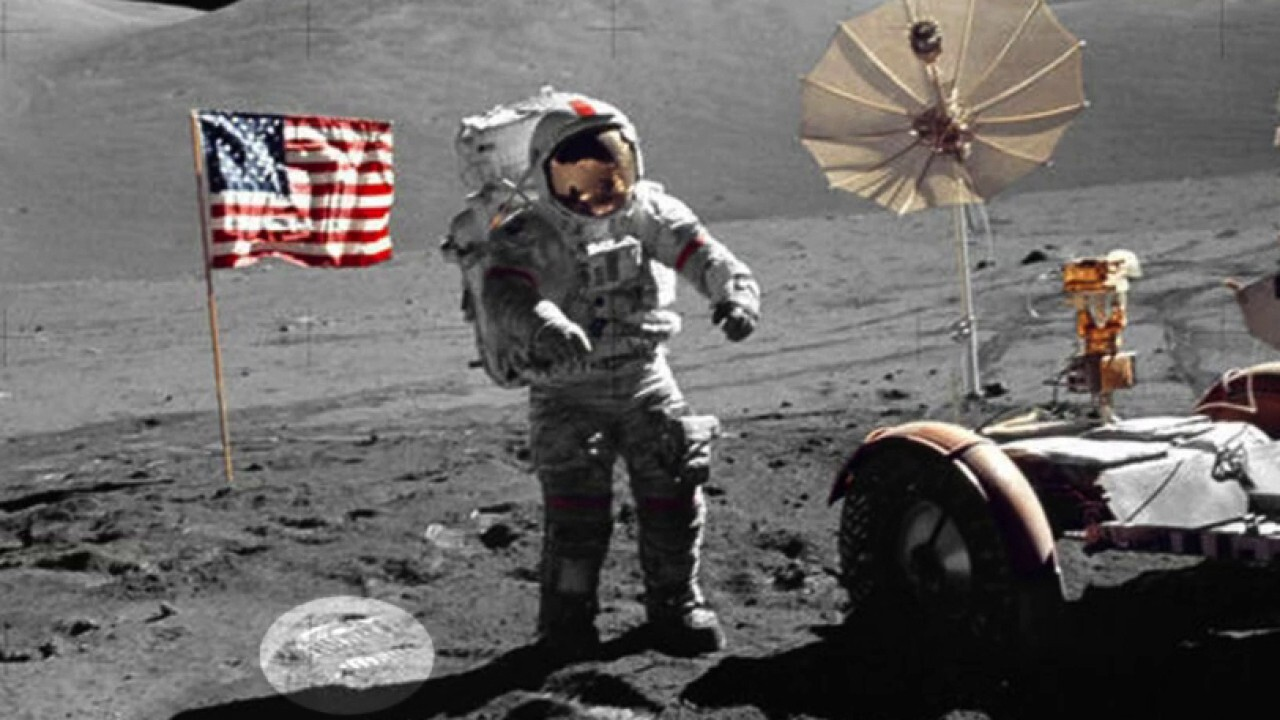 Daughter of Gene Cernan, last man to walk on the moon, reacts to America's return to space
