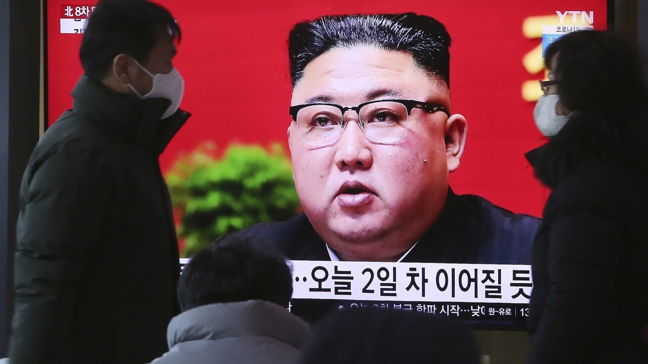 Kim Jong Un vows to boost nuclear arsenal and bring 'US to its knees'