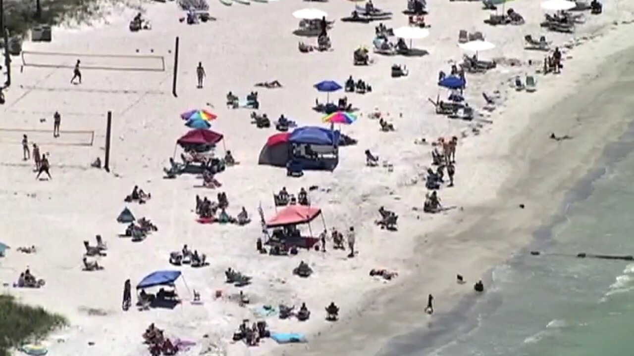 Health officials warn of potential spike in COVID-19 cases after Labor Day weekend