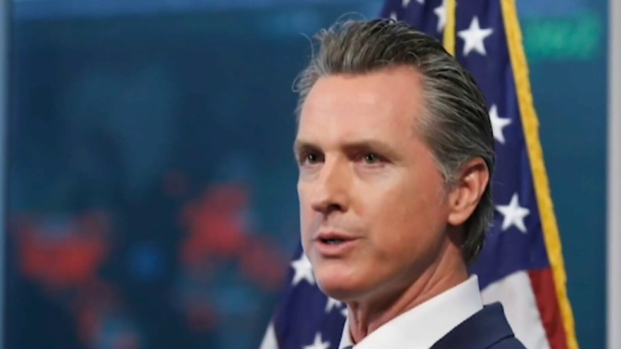 California's Newsom met online with Harry, Meghan just before US election - Fox News