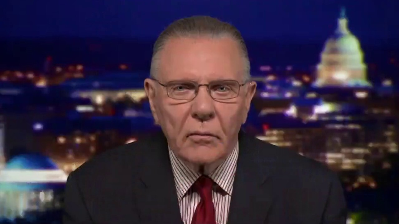 Gen. Keane on Taliban taking Afghanistan: It's going faster than I thought it would