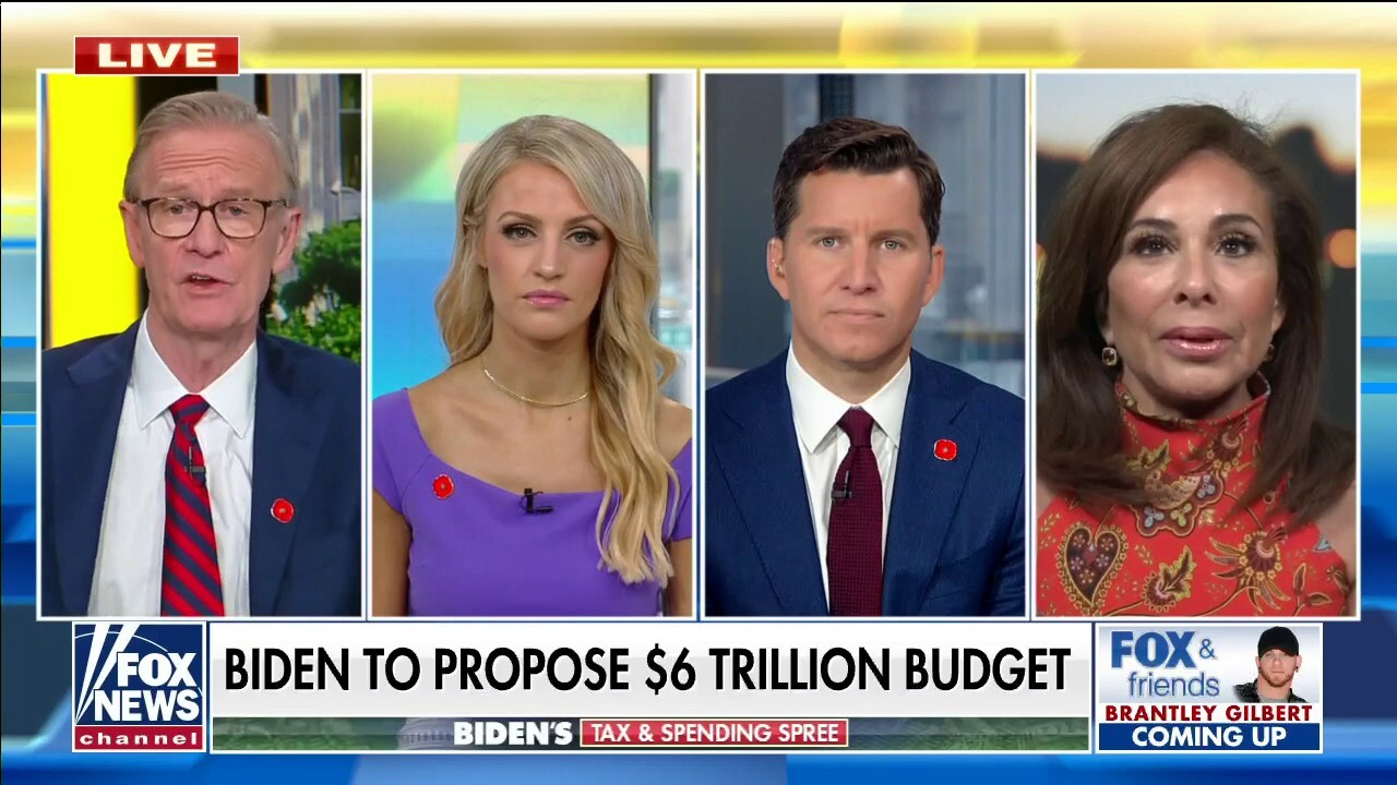 Judge Pirro: Biden infrastructure plan is a 'social services safety net' for illegal immigrants