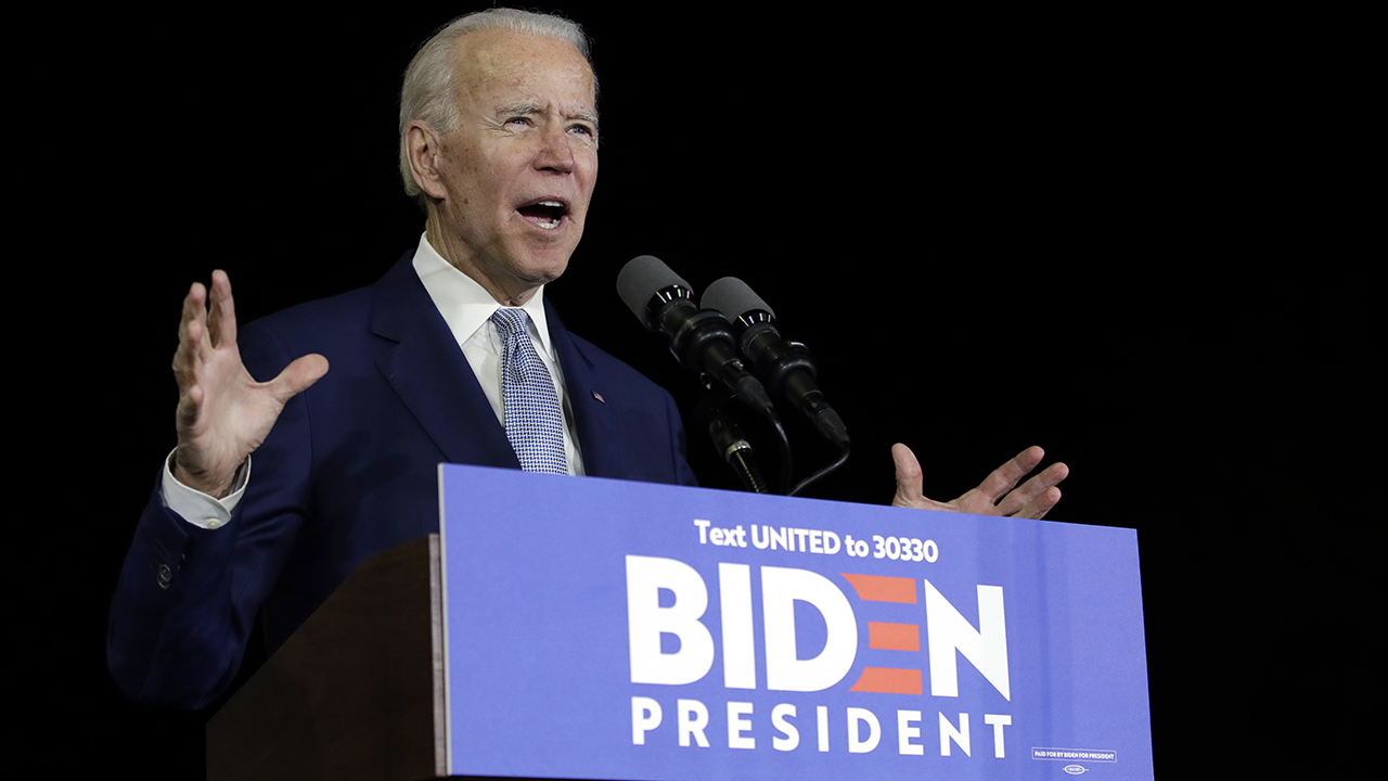 John Fund: Biden ' s Super Tuesday Siege, können die Demokratischen Einrichtung zu blockieren Sanders Nominierung