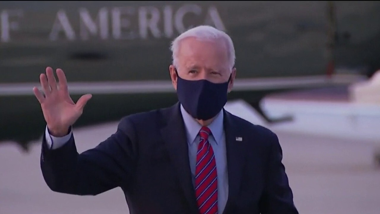Biden to highlight successes of first 100 days