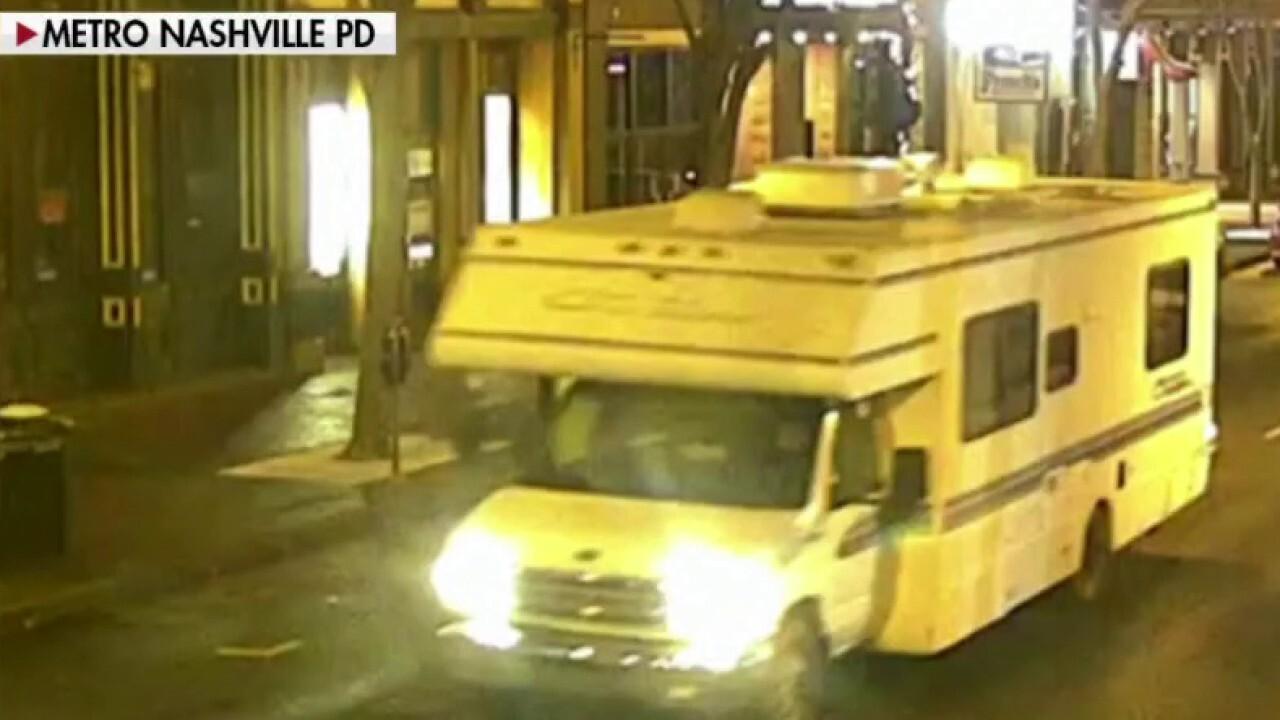 FBI investigating Nashville RV explosion