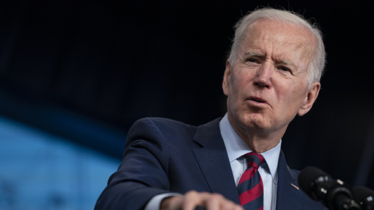 Biden's 'unity' promise: How's he doing?