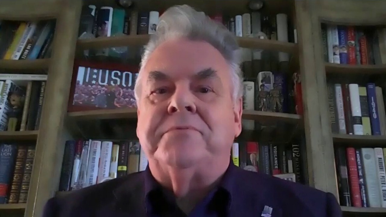 Congressman Peter King on how NYC officials have handled the unrest in wake of the death of George Floyd