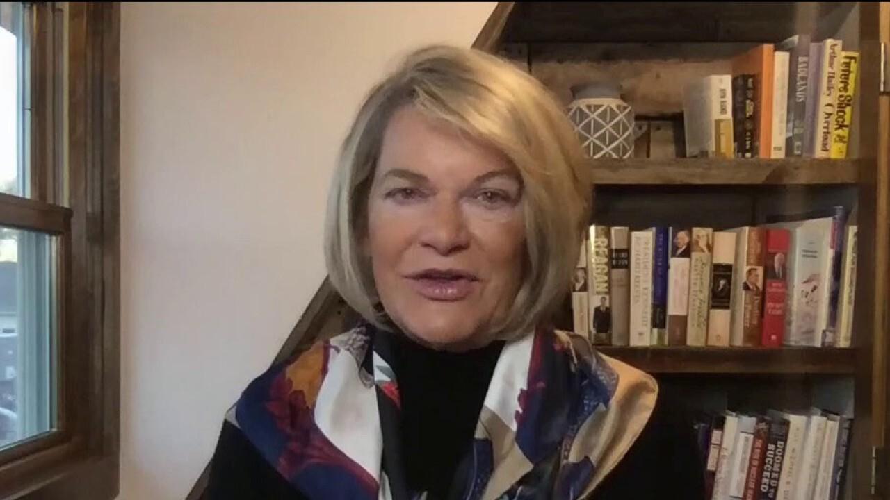 Cynthia Lummis to become first woman Senator from Wyoming
