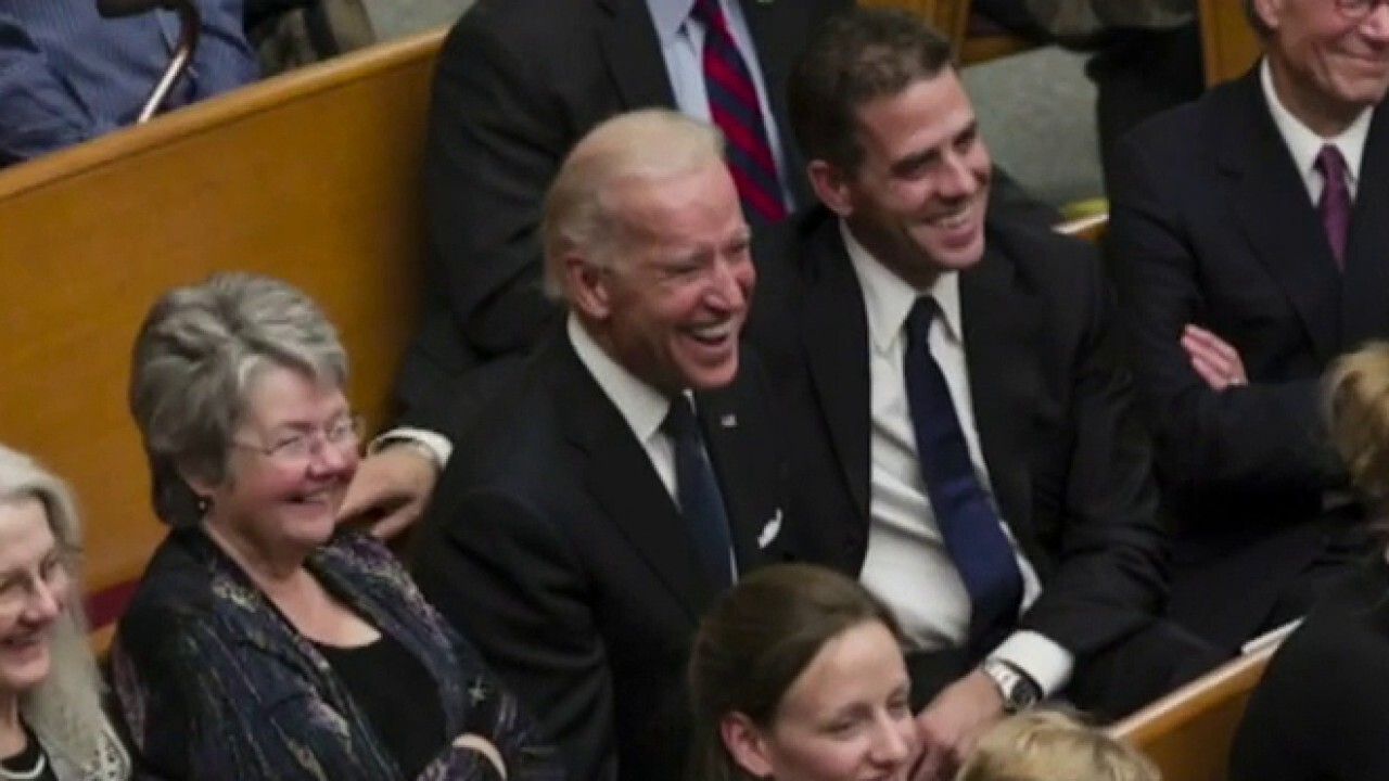 Will Biden create conflict of interest in family business probe?