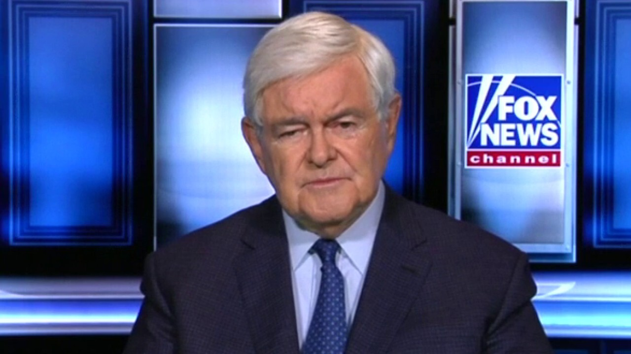 Gingrich: No surprise China is lying and blaming the US for coronavirus