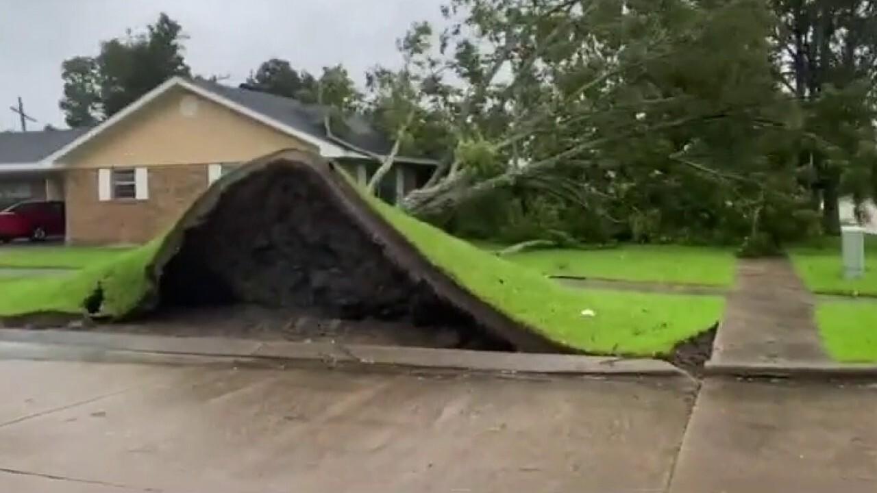 Hurricane Ida makes landfall 16 years to the day of Katrina