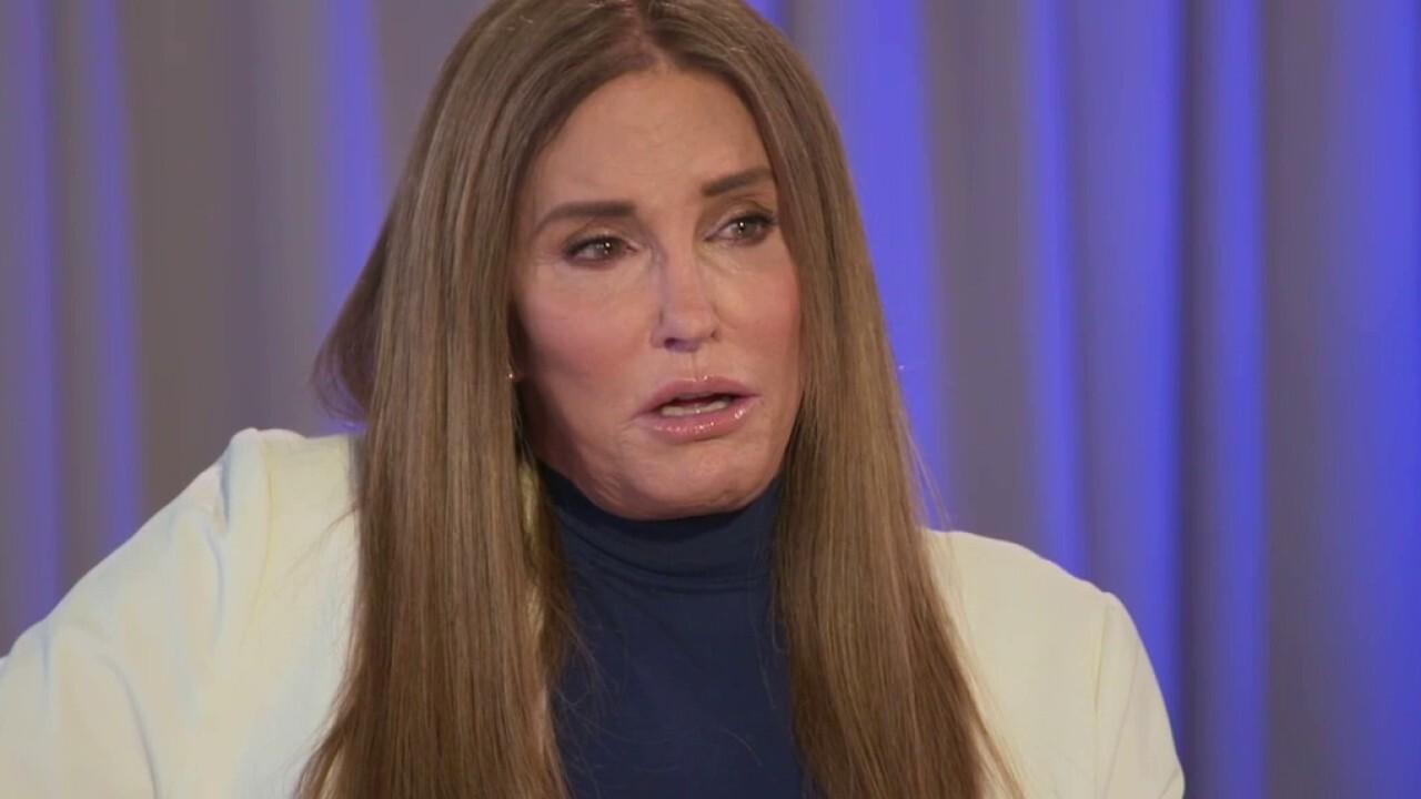 Caitlyn Jenner on being a transgender role model