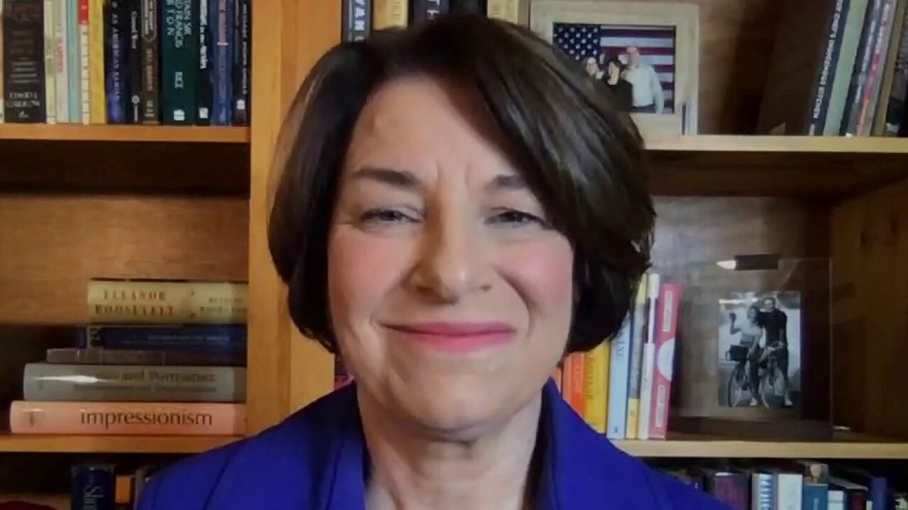 Klobuchar calls on Senate to delay Barrett confirmation: 'Better for safety better for the country' – Fox News