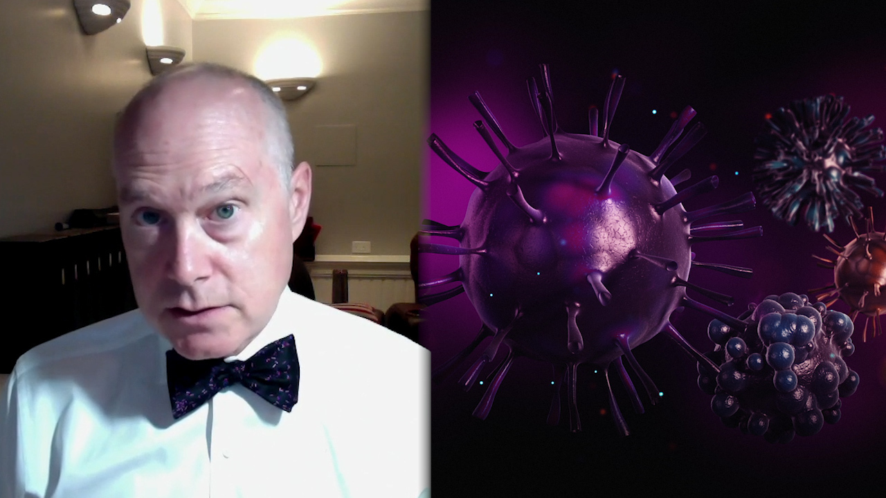 Coronavirus doctor says leaked 18-month contingency plan is frightening and potentially true