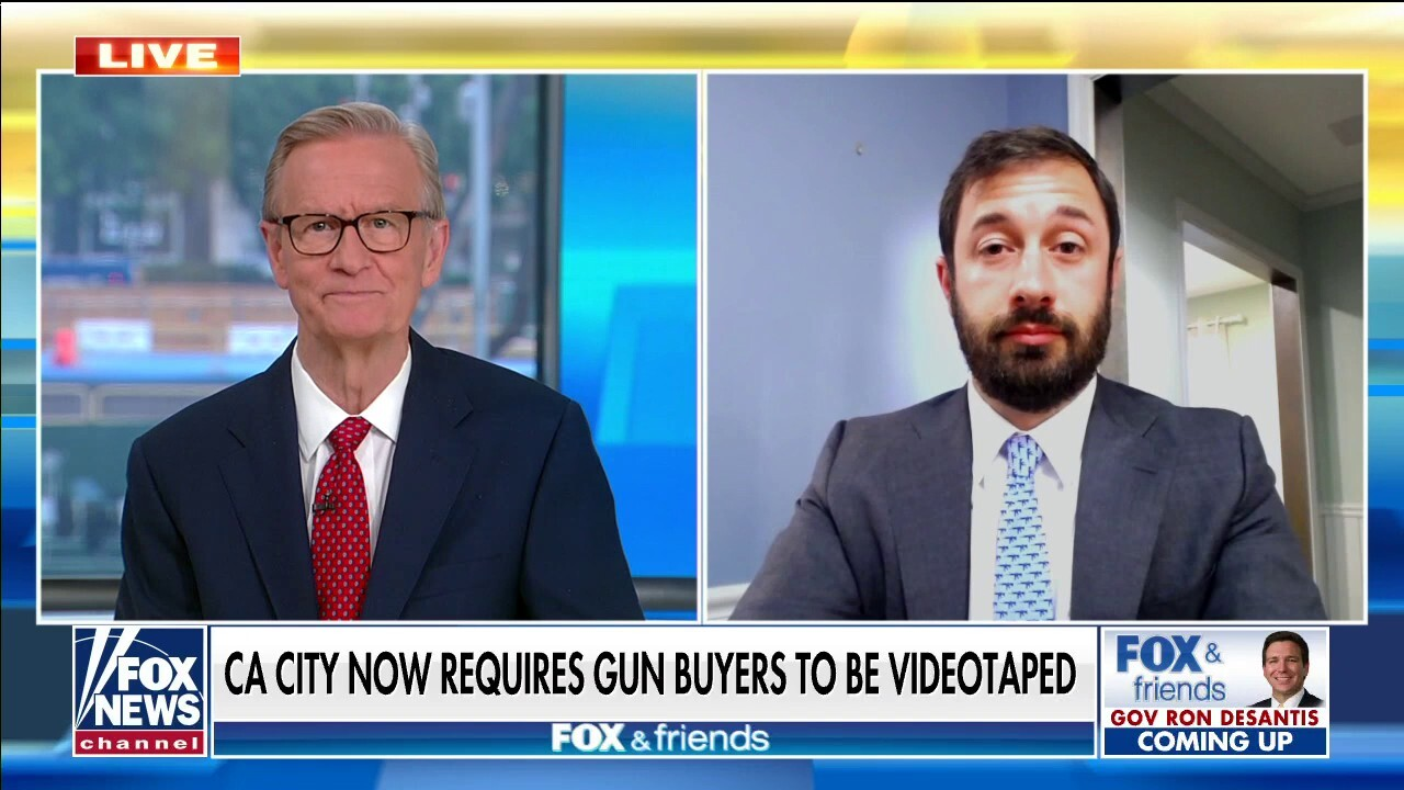 Firearms expert sounds off on overarching San Jose gun laws: 'It's outrageous'