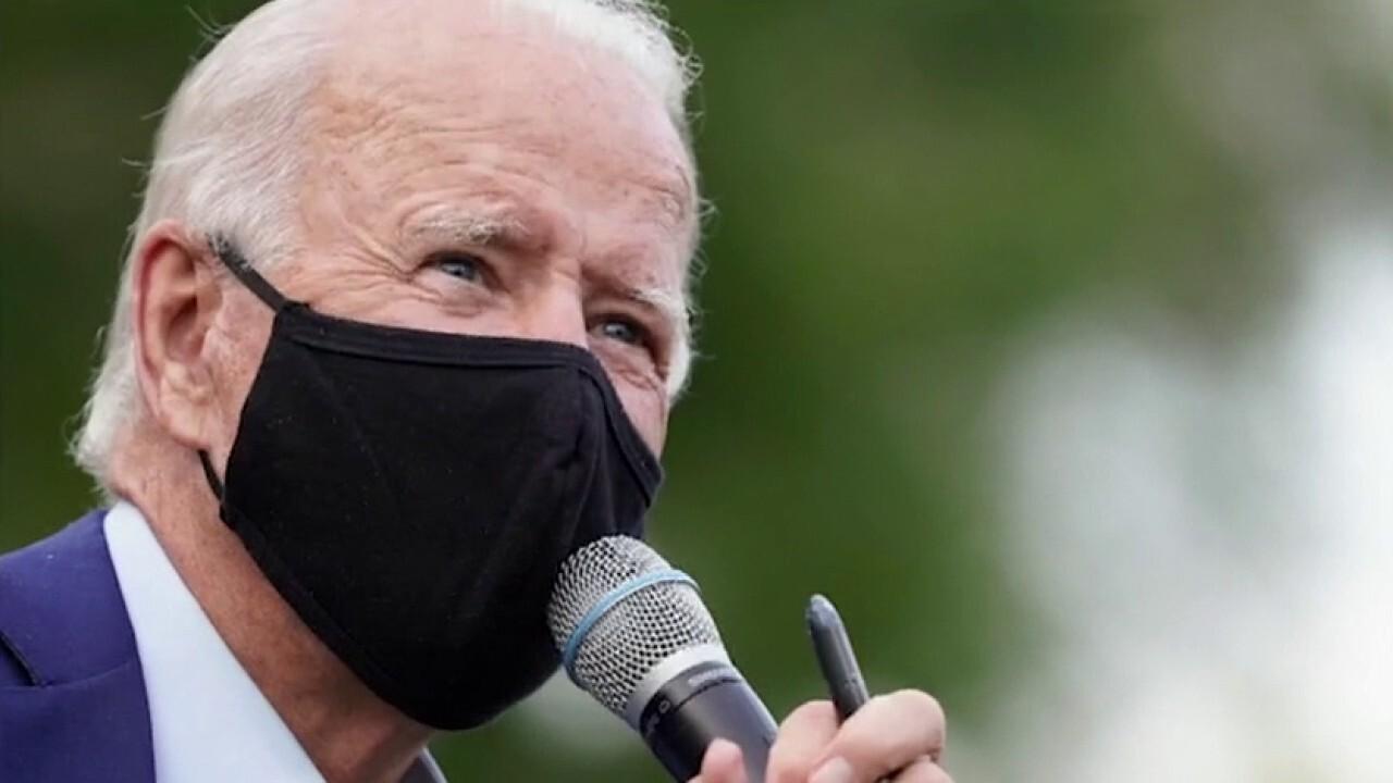 Joe Biden promises Michigan workers that he'll tax companies that move jobs overseas