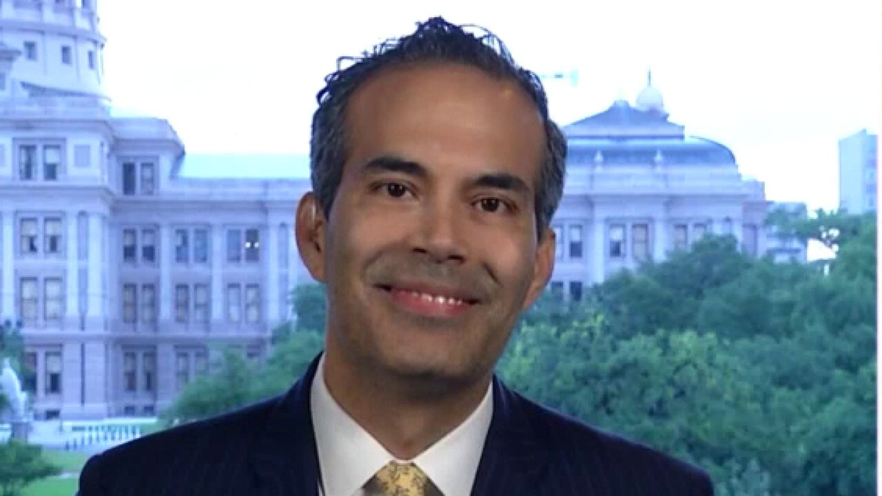 George P. Bush on running for attorney general in Texas
