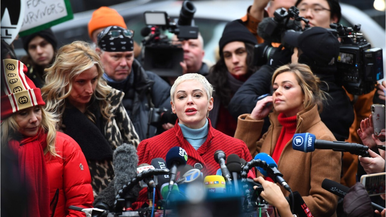 Rose McGowan puts spotlight on alleged questions NY Times reporter asked Tara Reade