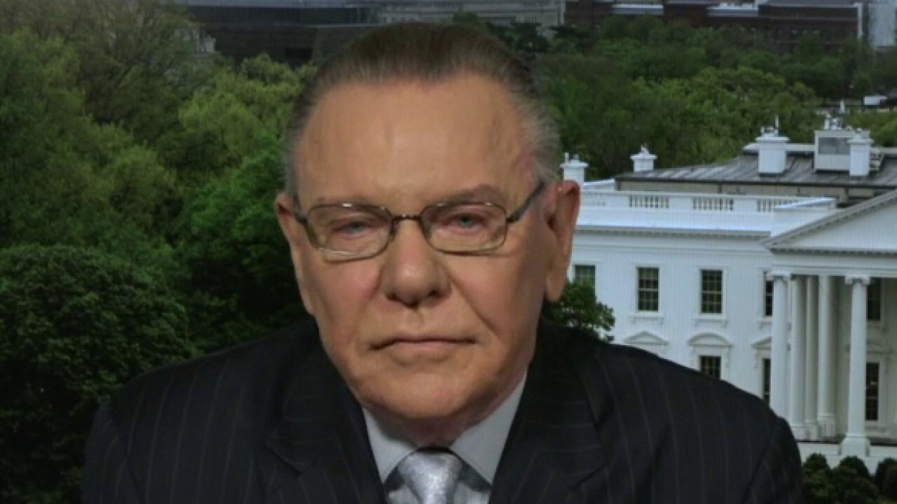 China has 'comprehensive plan' to steal US technology, secrets: Gen. Jack Keane