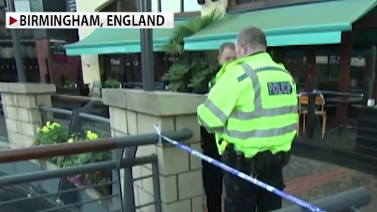 Manhunt for lone suspect in UK stabbings after 1 killed, 7 injured in Birmingham