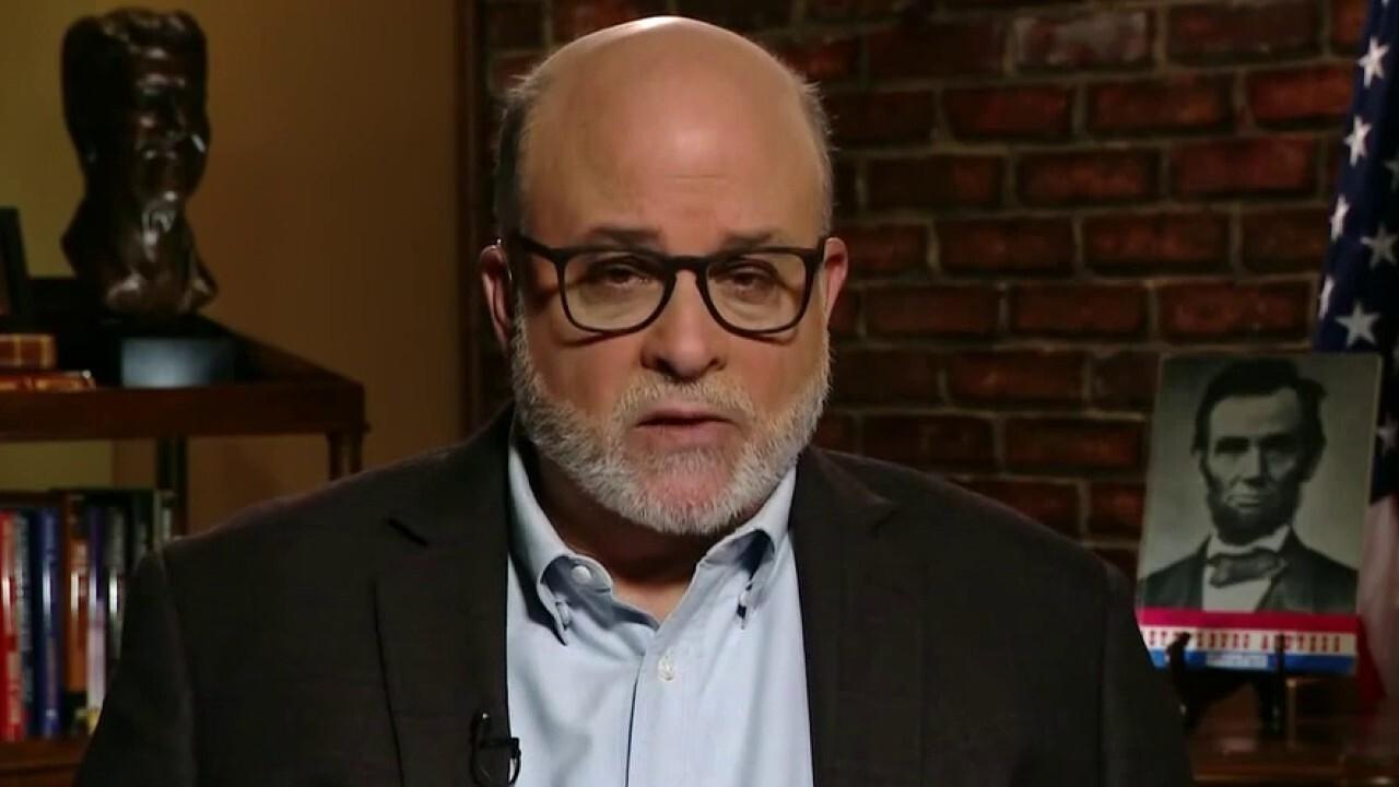 Levin slams media for 'promoting' Democratic agenda