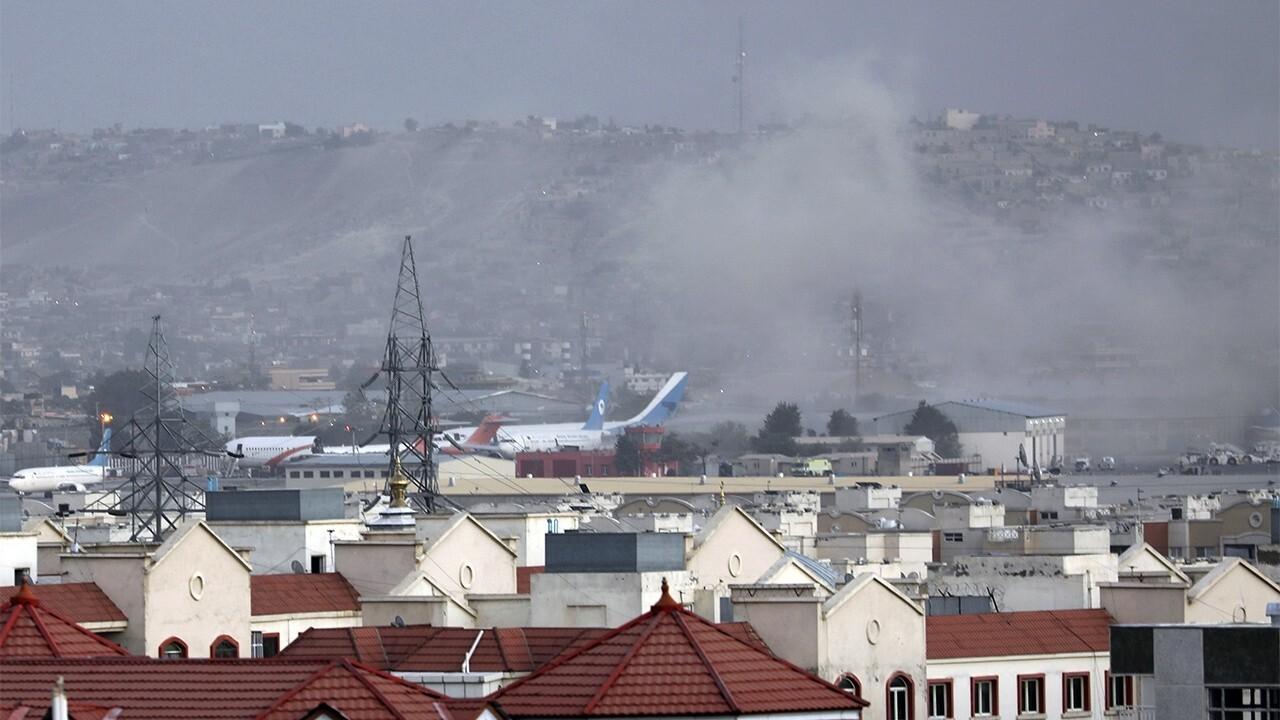 Pentagon: Kabul was a 'complex attack'