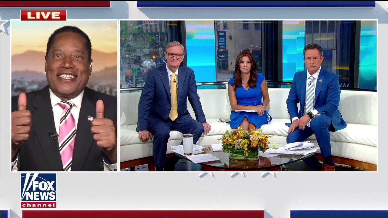 Larry Elder makes final pitch to voters ahead of California recall election