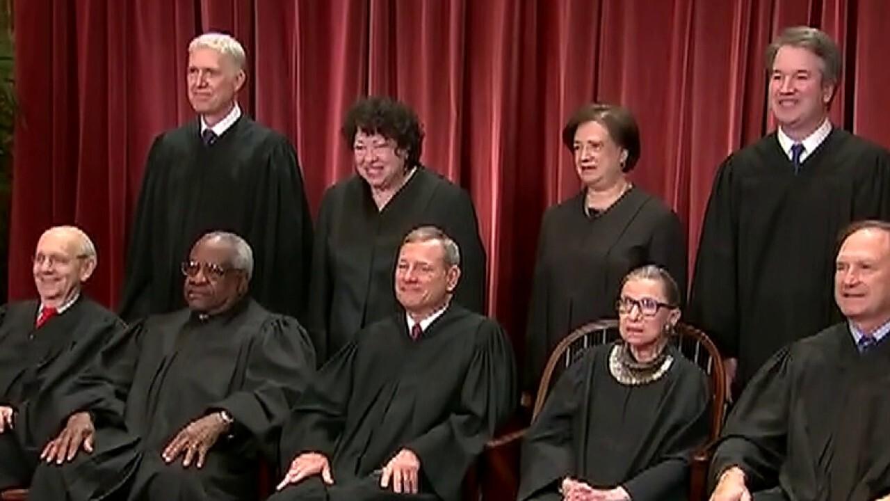 Judge Napolitano reacts to Supreme Court's 'landmark decision'
