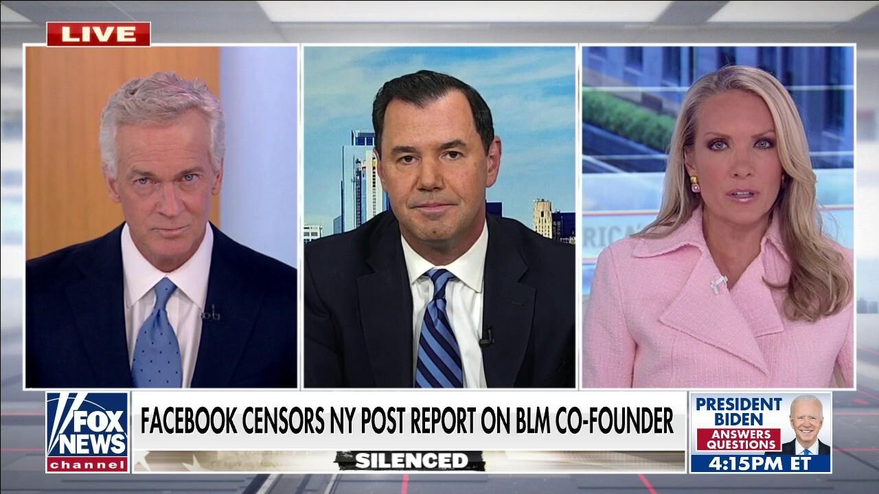 Concha: 'Deja vu' after Facebook censors story on BLM leader