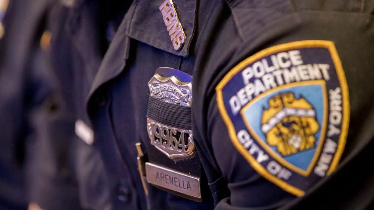What it's like to be a NYPD officer during COVID-19 pandemic