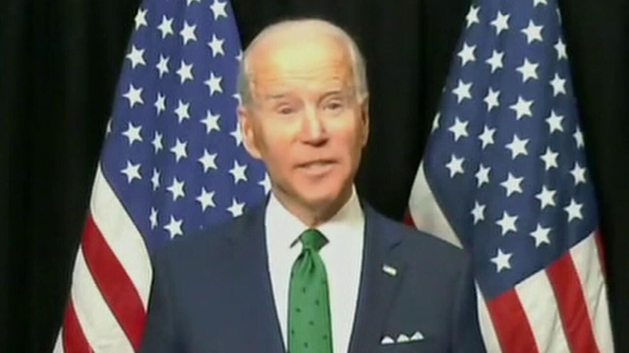 Seen and Unseen: Joe Biden's lackluster victory speech ends on awkward note