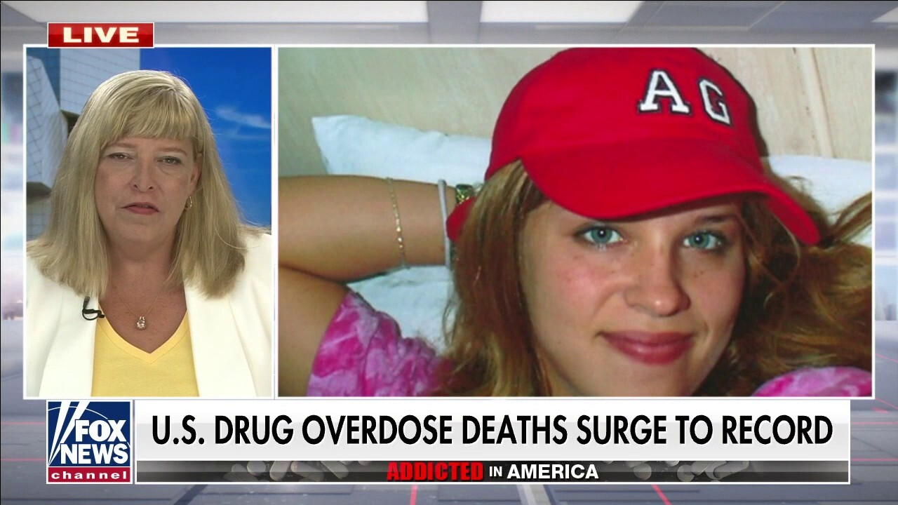 Angel mom says current border policies are contributing to US drug overdoses