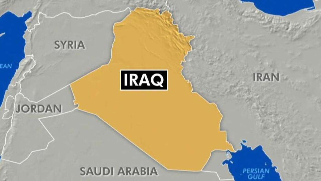 15 rockets hit base in Iraq housing US troops