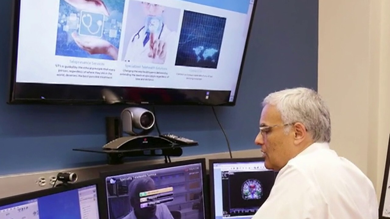 Telehealth is amazing opportunity for 90 percent of patients, Medici co-founder says