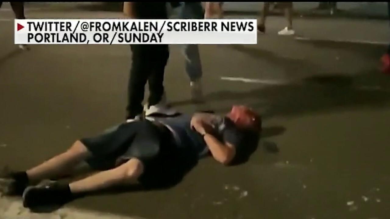 Lara Logan on media coverage of brutal Portland assault