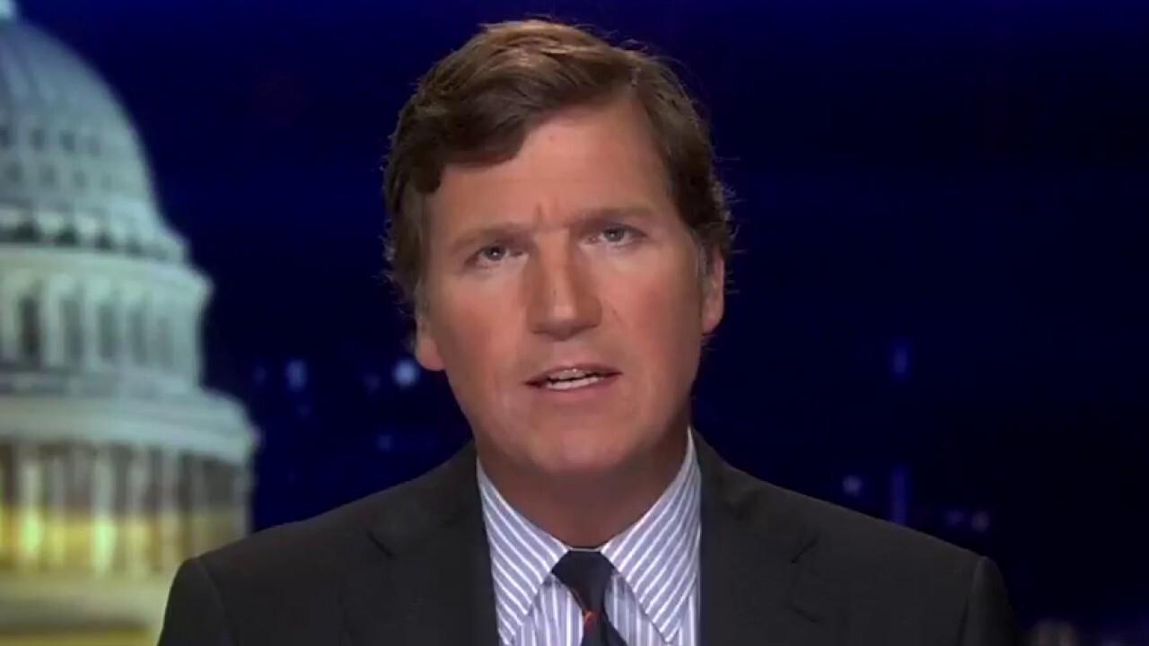 Tucker: Big Tech censors dissent over coronavirus lockdowns