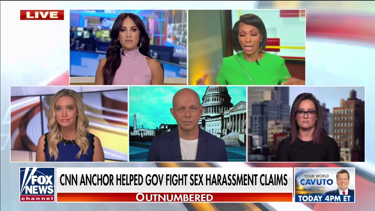 'Outnumbered' panel slams Chris Cuomo after CNN admits anchor advised brother on harassment scandal