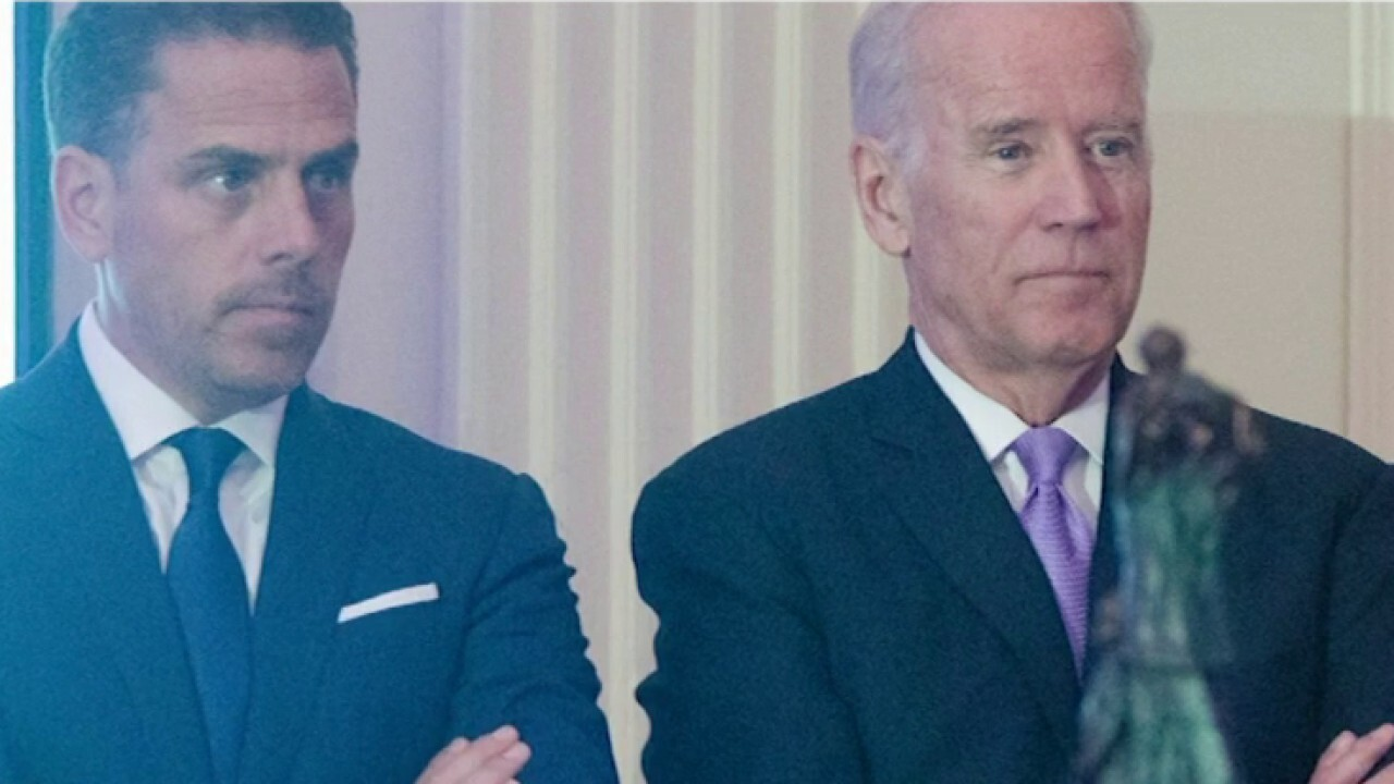 New presidency could complicate Hunter Biden investigation, lawmaker says